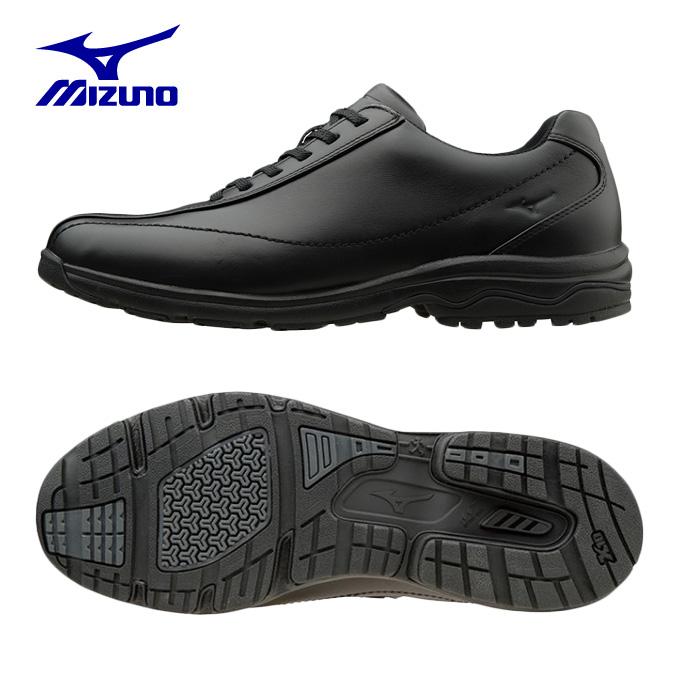 ミズノ MIZUNOウォーキングシューズ メンズLD40 4B1GC161709ビジネスシューズ ウオーキング カジュアルシューズ 運動 靴