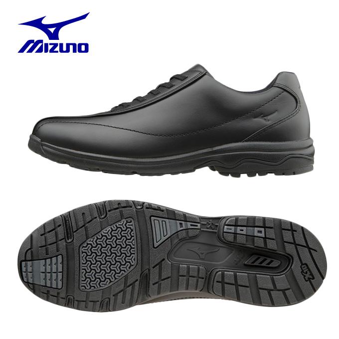 ミズノ ウォーキングシューズ メンズ LD40 4 SW B1GC161809 ビジネスシューズ ウオーキング カジュアルシューズ 運動 靴