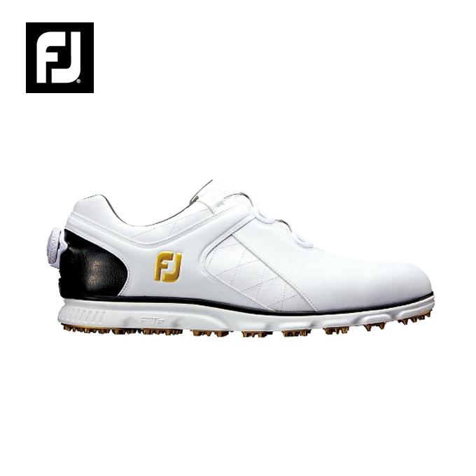 【クーポン利用で2,000円引 7/29 0:00~8/1 23:59】 フットジョイ FootJoy ゴルフシューズ スパイクレス 靴 メンズ FJ PRO / SL Boa 56846