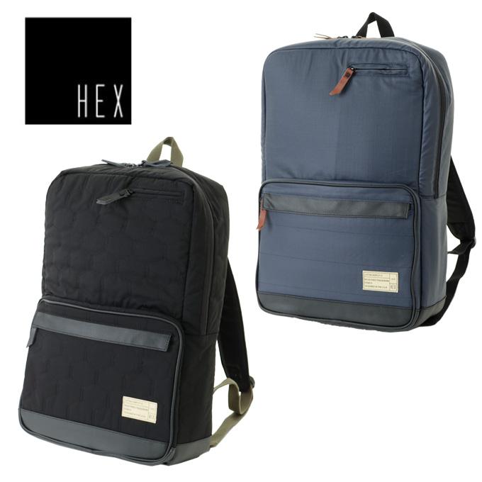 ヘックス HEXバッグ メンズ レディースBACKPACK バックパックHX2030