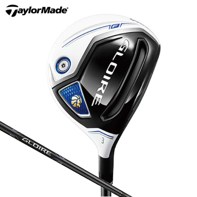 テーラーメイド TaylorMade ゴルフクラブ 単品 フェアウェイウッド メンズ グローレ F GL6600 GLOIRE F