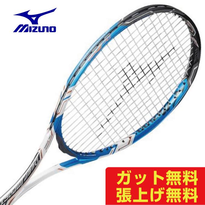 ミズノ ソフトテニスラケット 後衛向け ディーアイ Z500 63JTN74664 mizuno