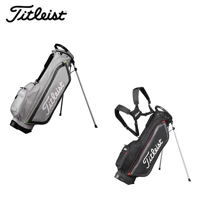 タイトリスト Titleist ゴルフ スタンドキャディバッグ メンズ 小型スタンドバッグ CBS76