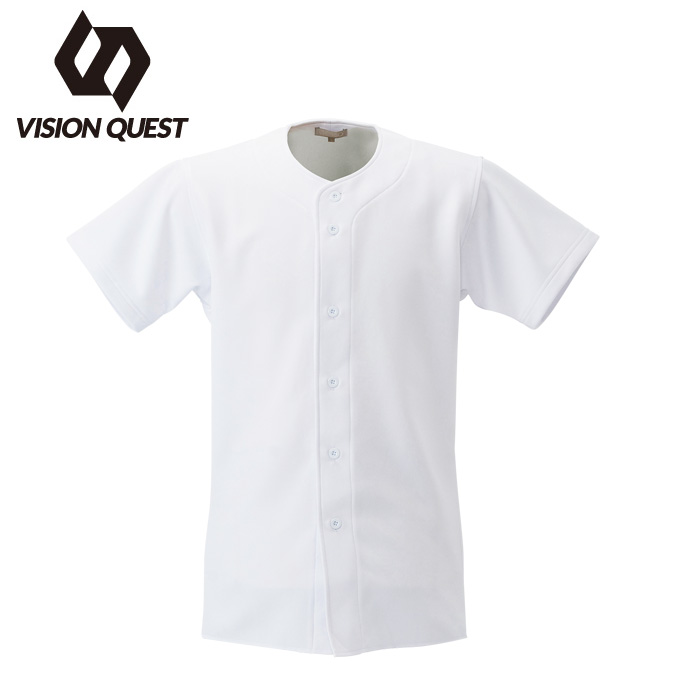 贈呈 購入後レビュー記入でクーポンプレゼント中 野球 練習用シャツ VQ550301G03 QUEST VISION ビジョンクエスト 店舗