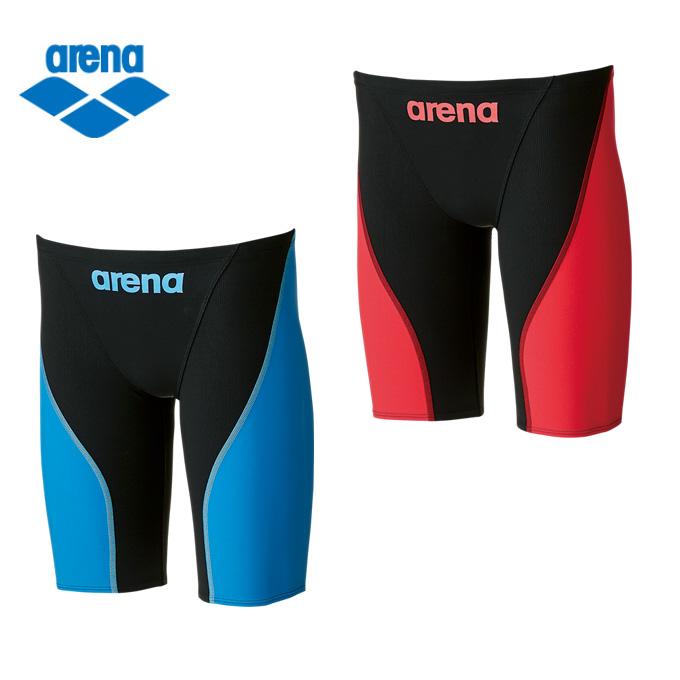 アリーナ FINA承認 競泳水着 ハーフスパッツ メンズ FINA M/AQUAFORCEスパッツ フィナ アクアフォーススパッツ ARN-7011M arena スイムウェア 水着