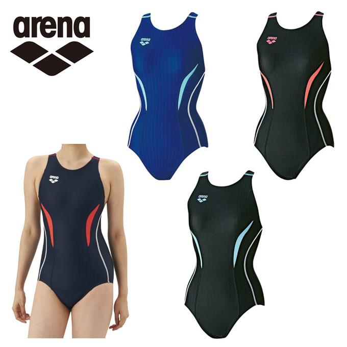 アリーナ arena FINA承認 競泳水着 ジュニア スーパーストリーナ 着やストラップ ARN-7051WJ スイムウェア 水着