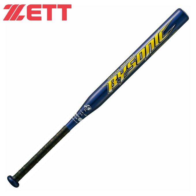 ゼット ZETTソフトボールバット2号用 80cmバイソニック2号BCT52740