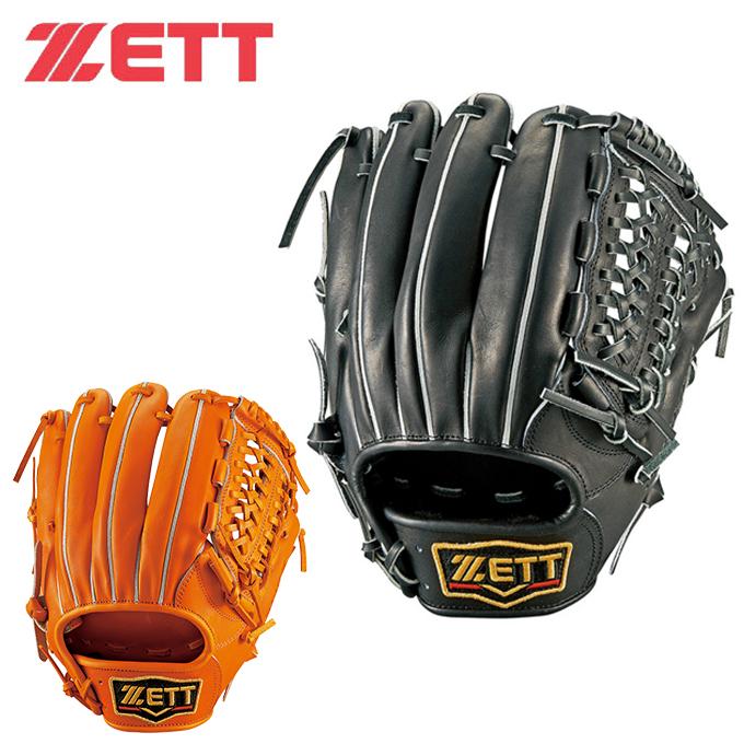 ゼット ZETT 野球 硬式グラブ 二塁手 遊撃手用 硬式 グラブ プロステイタス 二塁手 遊撃手用 右投用 BPROG36