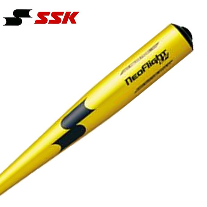 エスエスケイ SSK 野球 中学硬式用バット ジュニア ネオフライトLF JH NFK22JH30