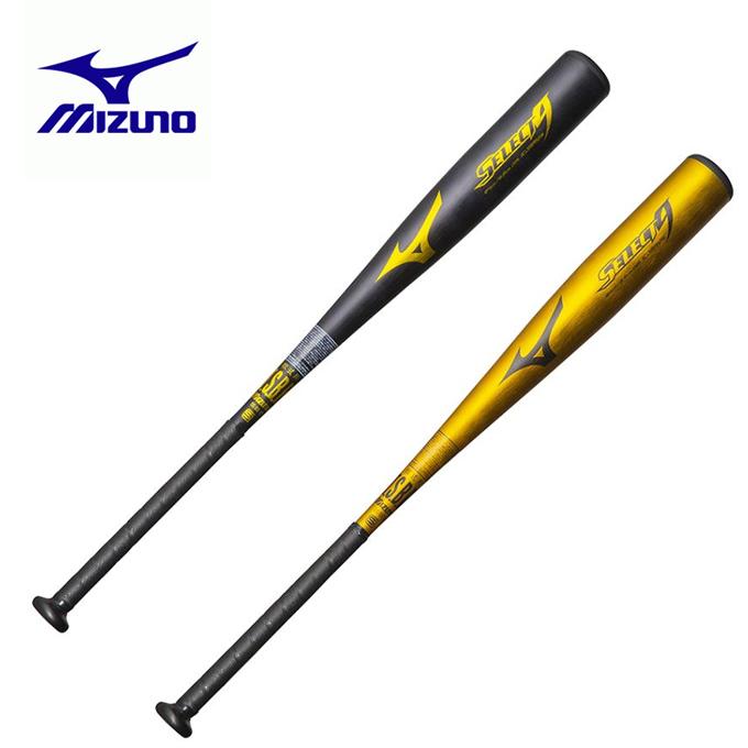 ミズノ MIZUNO野球 軟式バット 一般軟式用 セレクトナイン 金属製1CJMR12584