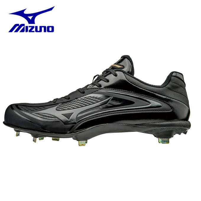 ミズノ MIZUNO野球スパイク 金歯スパイク 埋め込み式 メンズグローバルエリート IQ211GM1711