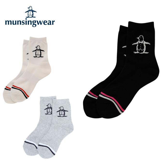 購入後レビュー記入でクーポンプレゼント中 マンシング Munsingwear ついに再販開始 ゴルフ JALJ002 ペンギンショートソックス レディース 激安挑戦中