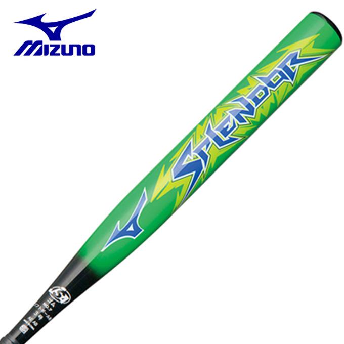 ミズノ MIZUNO ソフトボールバット ソフトボール金属製3号ゴムボール用 スプレンダー 1CJMS30584