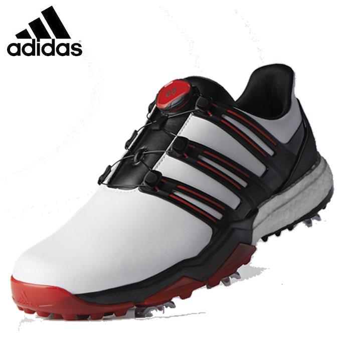 アディダス ゴルフスパイク Powerband BOA boost パワーバンド ボア ブースト Q44870 adidas