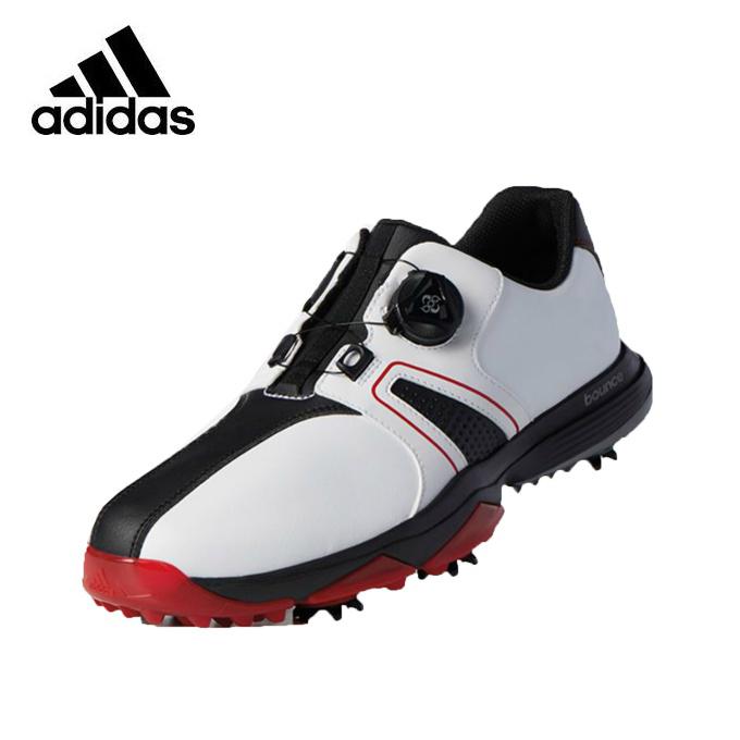 アディダス ゴルフシューズ ソフトスパイク メンズ 360トラクション ボア ワイド Q44729 adidas