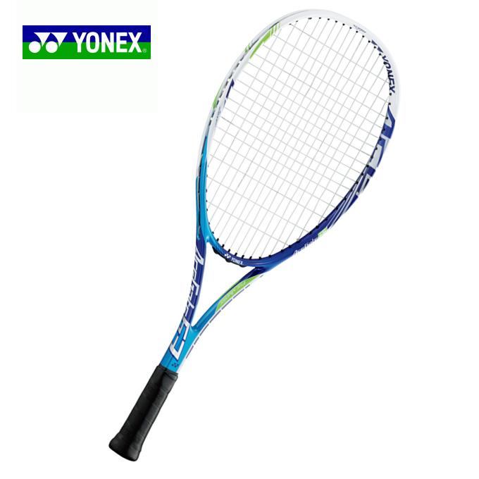 ヨネックス ソフトテニスラケット 張り上げ済み ジュニア エースゲート 63 ACE63G YONEX