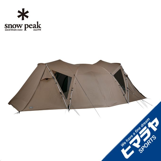 【クーポン利用で1000円引 3/4 20:00~3/11 1:59】 スノーピーク snow peak テント 大型テント ヴァールPro.air 4 SD-650