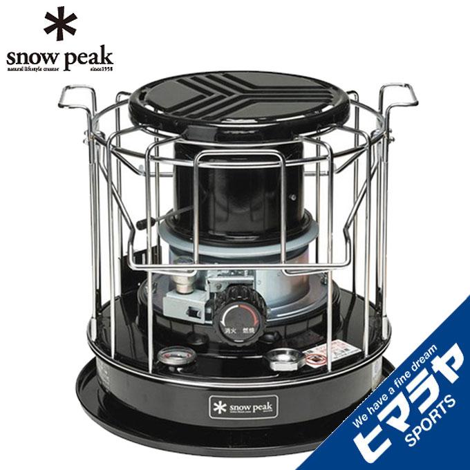 【エントリーで9倍 8/10~8/11まで】 スノーピーク アウトドア タクードストーブ KH-002BK snow peak