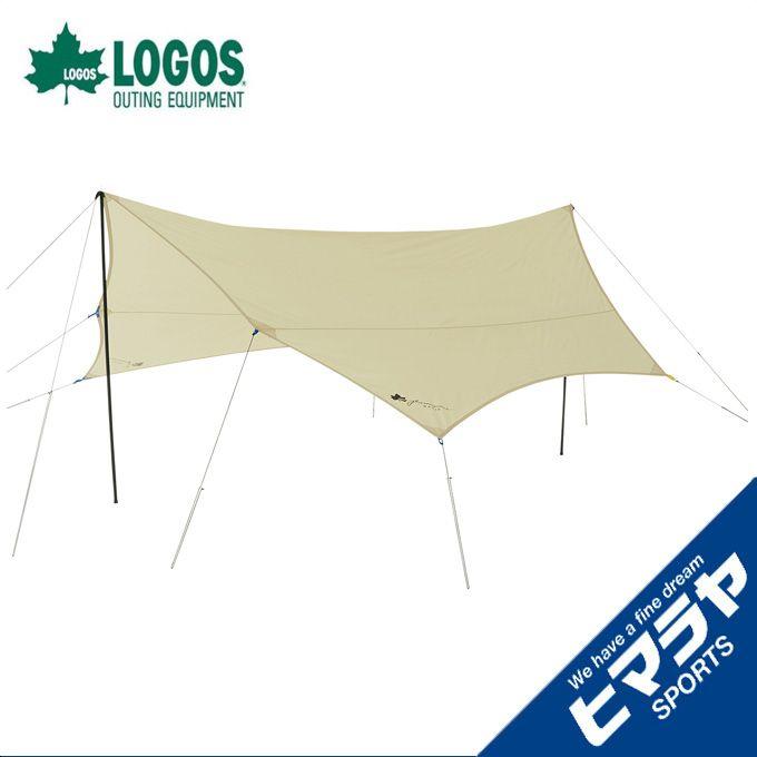 ロゴス LOGOS タープ Tarp グランベーシック BIGオクタゴン-AG 71808021