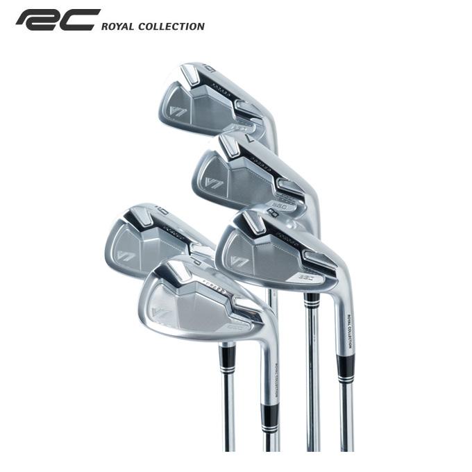 ロイヤルコレクション ROYAL COLLECTION ゴルフ アイアンセット メンズ BBD V7 FORGED 5I MODUS3
