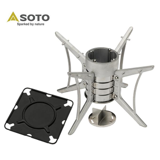 ソト SOTO 焚き火台 エアスタ ベース ST-940