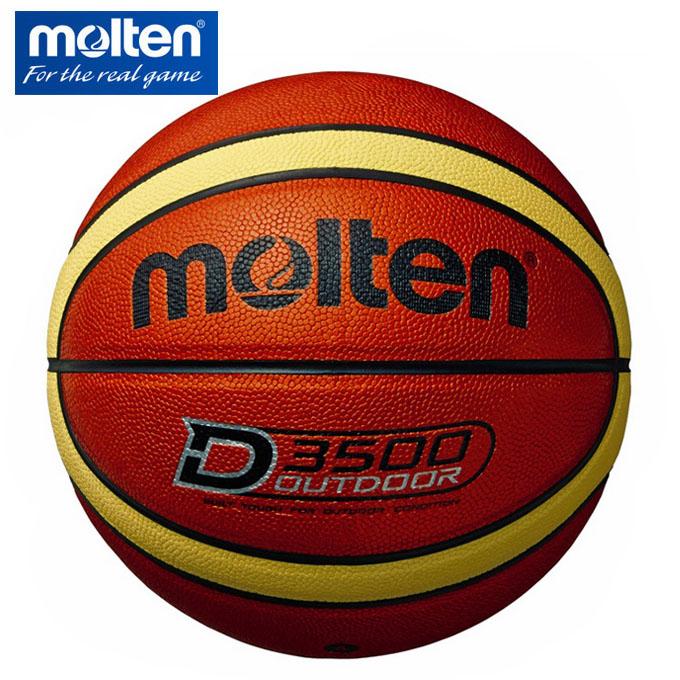 購入後レビュー記入でクーポンプレゼント中 モルテン 激安通販販売 バスケットボール お歳暮 6号 B6D3500 アウトドアバスケットボール molten
