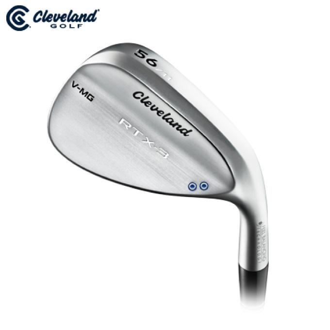 クリーブランド Cleveland ゴルフクラブ メンズ ウェッジ RTX-3 BLADE ツアーサテン ウエッジ