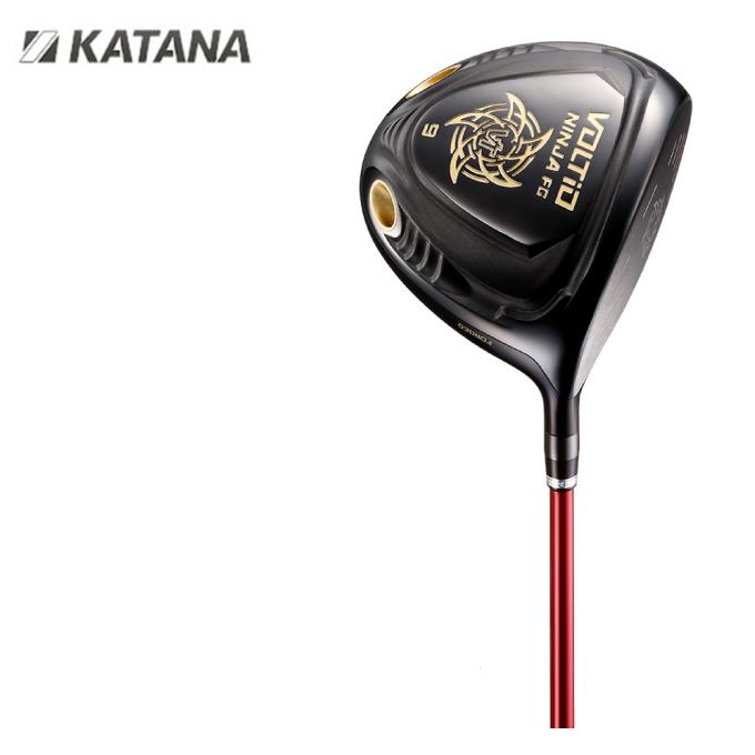 カタナ KATANA ゴルフクラブ ドライバー メンズ ヴォルティオ ニンジャ FG 829Ti VOLTIO NINJA FG 829Ti