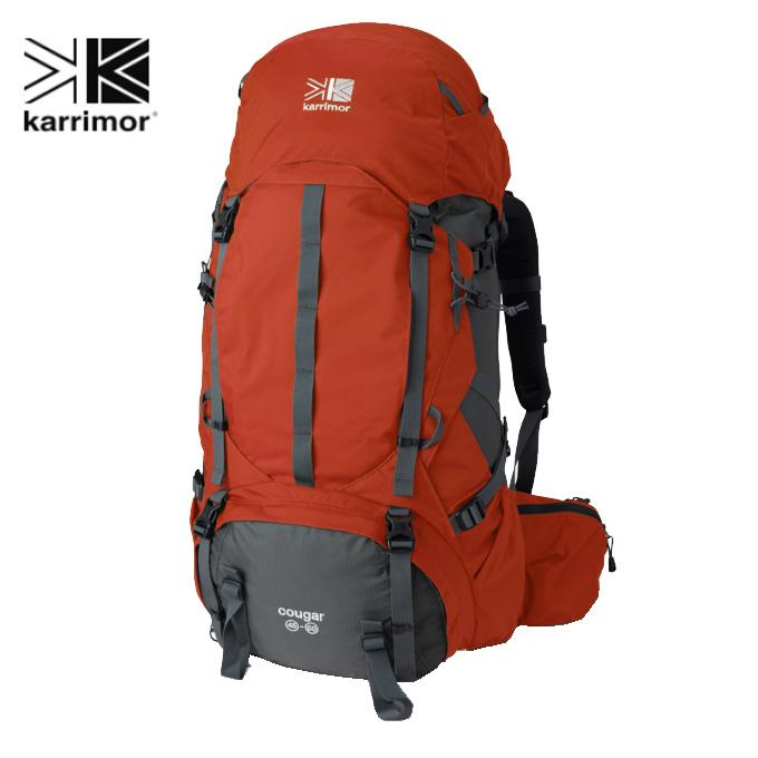 カリマー karrimor ザック cougar 45-60 クーガー 68567