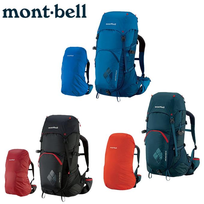 【クーポン利用で2,000円引 7/29 0:00~8/1 23:59】 モンベル バックパック チャチャパック 45 1123959 mont bell mont-bell