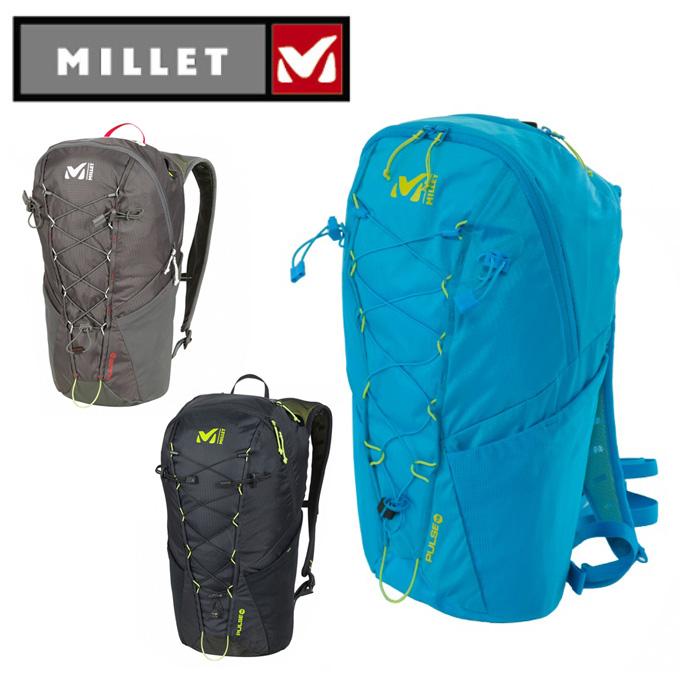 ミレー MILLET バックパック メンズ レディース パルス16 MIS2088