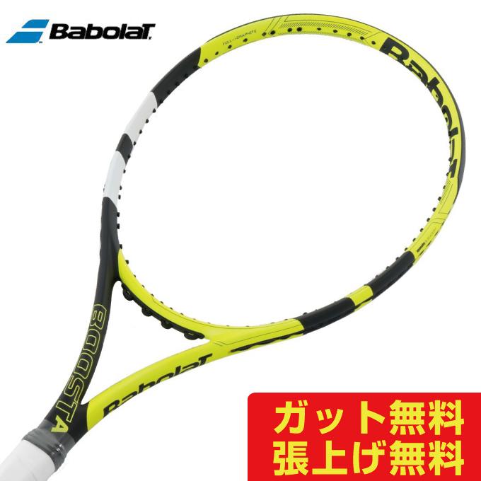 【クーポン利用で1,000円引 7/29 0:00~8/1 23:59】 バボラ 硬式テニスラケット BOOST AERO102 BF170339 Babolat