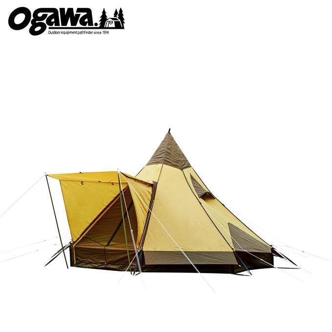 オガワ OGAWA テント 大型テント ピルツ12 2725