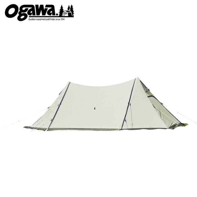 オガワ OGAWA タープ Tarp ツインピルツフォーク T/C 3345