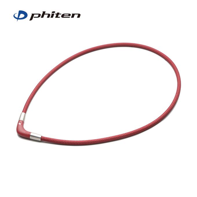 ファイテン 磁気ネックレス メンズ レディース RAKUWA 磁気チタンネックレス Vタイプ TG691252 phiten