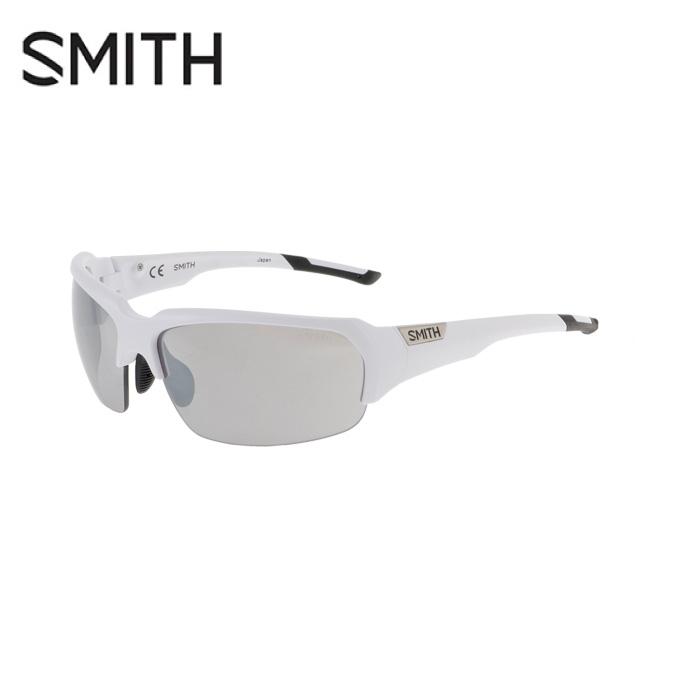 スミス サングラス SUNGLASS SWING MATTE WHITE/PLA SMITH