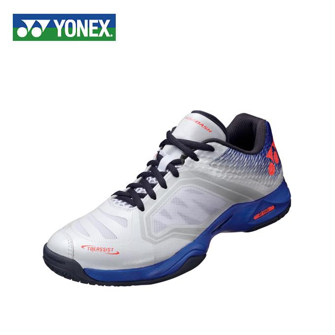 ヨネックス テニスシューズ オムニクレー メンズ レディース パワークッション エアラスダッシュ GC SHTADGC-207 YONEX