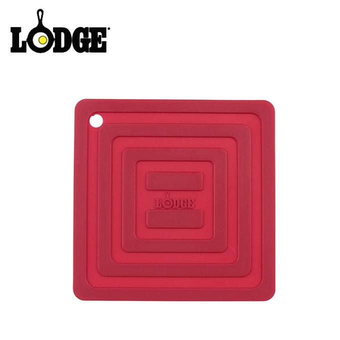 ロッジ LODGE 調理器具 シリコーン スクエア ポットホルダー AS6S 19240094004000