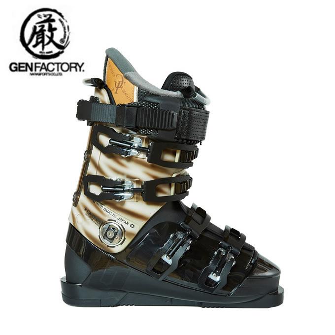 ゲン GENFACTORY スキーブーツ メンズ フィール FEEL S-FIT