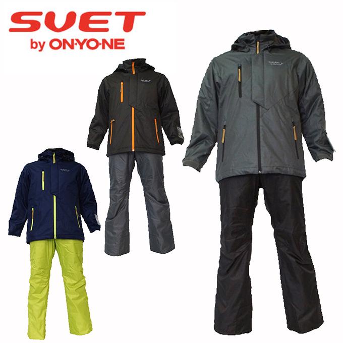 スベート SVET スキーウェア 上下セット メンズ SKI ST SVS99001