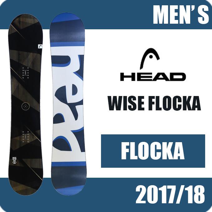 ヘッド HEAD スノーボード 板 メンズ ワイズ フロッカー WISE FLOCKA