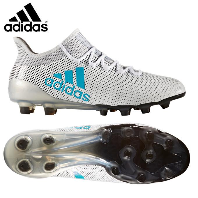 アディダス サッカースパイク メンズ エックス 17.1-ジャパン HG CCX87 ( S82310 ) adidas
