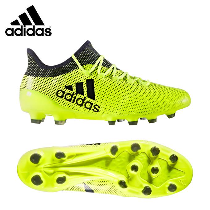 アディダス サッカースパイク メンズ エックス 17.1-ジャパン HG CCX87 S82311 adidas