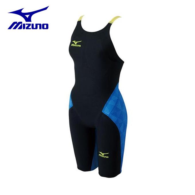 ミズノ FINA承認 競泳水着 ハーフスパッツ レディース GX-SONICIII ST ジーエックスソニック3 ハーフスーツ N2MG620192 mizuno