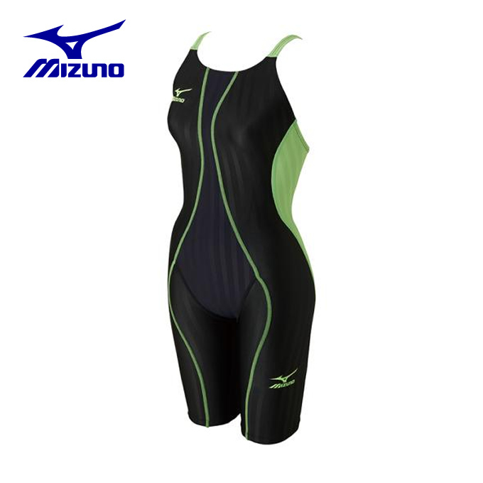 ミズノ FINA承認 競泳水着 ハーフスパッツ レディース FX-SONIC エフエックスソニック ハーフスーツ N2MG723093 mizuno