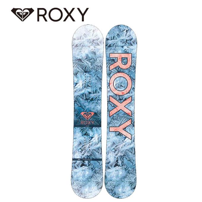 ロキシー ROXY スノーボード 板 レディース アライ ALLY