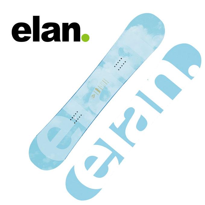 エラン ELAN スノーボード 板 メンズ インバース INVERSE