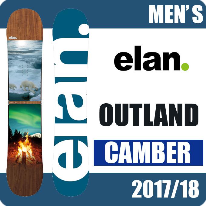 エラン OUTLAND ELAN ELAN スノーボード 板 メンズ メンズ レディース アウトランド OUTLAND, インテリアショップe-goods:57f35ab1 --- jpworks.be