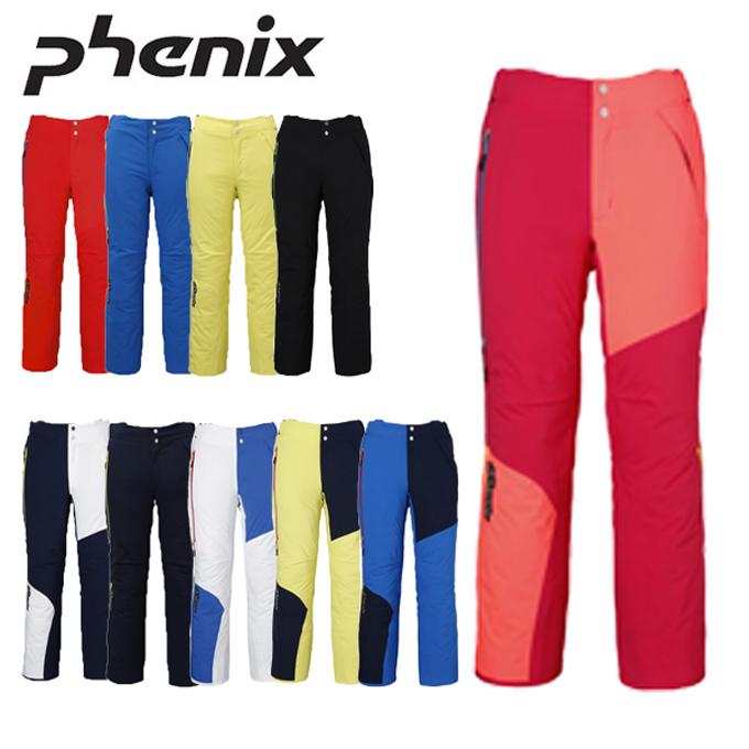 【ポイント3倍 10/11 8:59まで】 フェニックス Phenix スキーパンツ メンズ Demo Team Pants デモ チーム パンツ PF772OB12