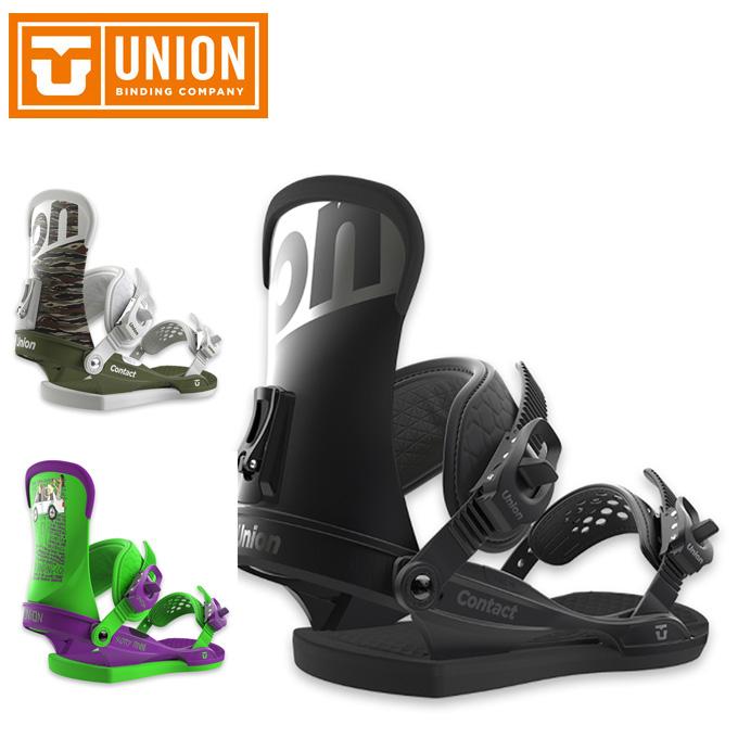 ユニオン UNION スノーボード ビンディング メンズ コンタクト CONTACT